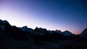Sunrise from Kala Patthar