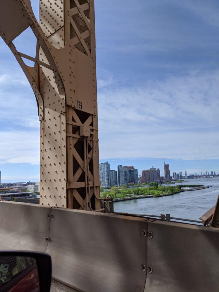 View of Manhattan from 59th Street Bridge